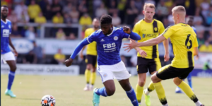 Iheanacho on target As Leicester draw against QPR