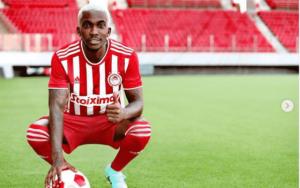 Onyekuru joins Olympiakos in his seventh move in four years