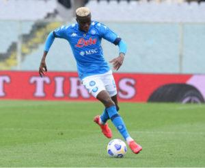 Spalleti: Osimhen's Napoli on right track