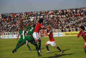 Afcon Draw: Nigeria face Egypt in Group D