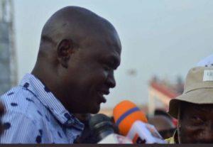 We are not conducting open screening- kabiru