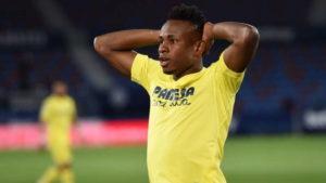 Villarreal boss provides Samuel Chukwueze injury update