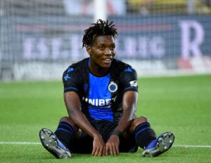 David Okereke opens Spezia goal account