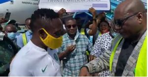 Ahmed Musa Reveals How Onyema's Unity Speech Inspired Them to Victory