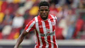 Onyeka helps 10-man Brentford beat Wolverhampton Wanderers