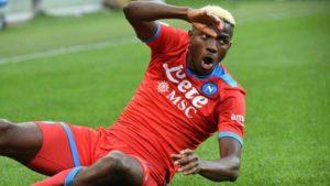 Ex-Napoli star: Victor Osimhen played a great game vs Cagliari