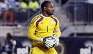 Enyeama: It's a shame only two players have reached 100 caps in Super Eagles