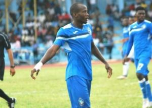 Enyimba skipper Austin Oladapo's ban for doping cut to six months