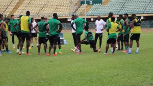 Home based Super Eagles to participate in invitational tournament against DR Congo, Sierra Leone & Congo