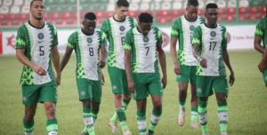 Super Eagles to play Cape Verde without fans