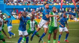 NFF dedicate vital win over Cape Verde to Air Peace