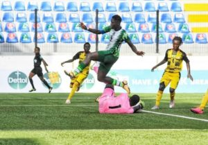 4,000 spectators approved to watch Queens vs. Falcons Match in Accra