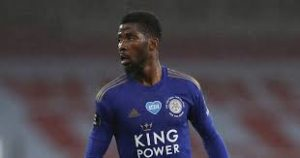 Iheanacho on target for Leicester City in Sunday's stalemate against Crystal Palace